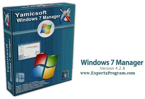 Windows 7 Manager - www.Expert2Program.com